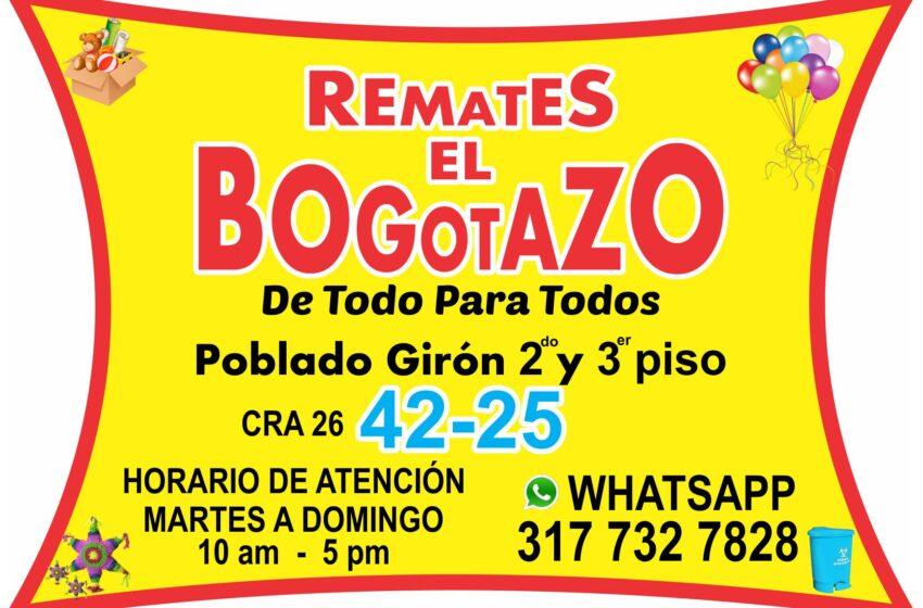 Remates el Bogotazo
