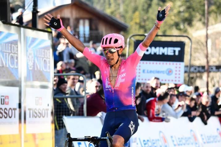 Daniel Martinez Gana Etapa en el Tour de Francia
