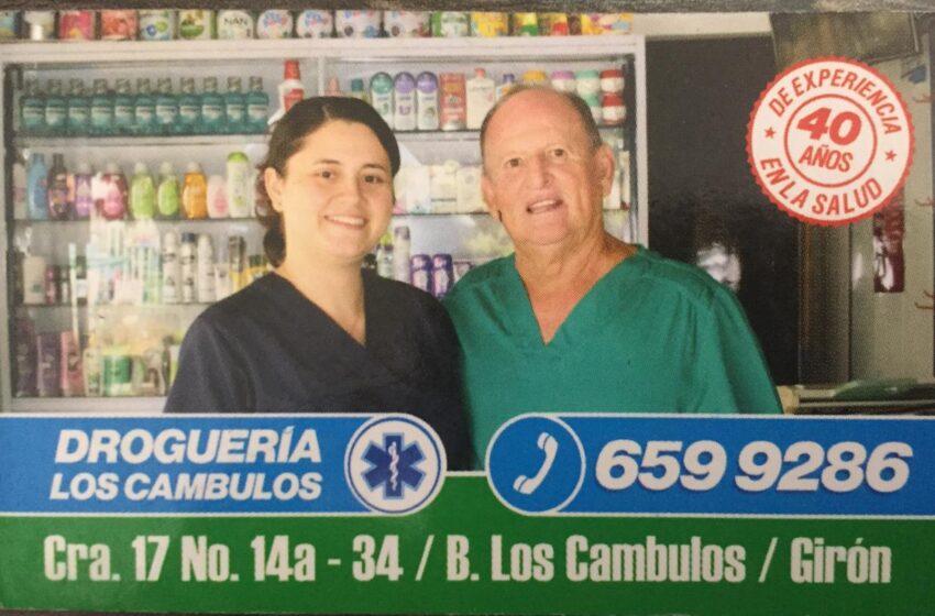 Drogueria Los Cambulos