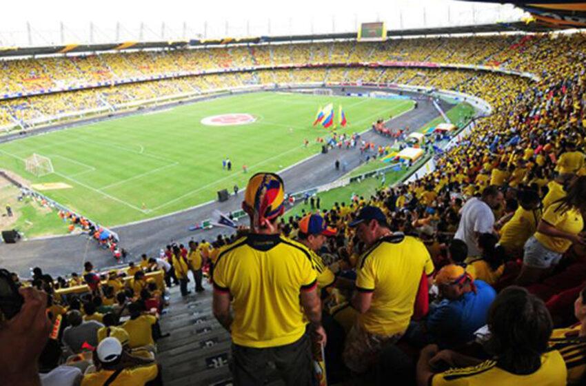 Barranquilla solicita que Colombia juegue con público las Eliminatorias