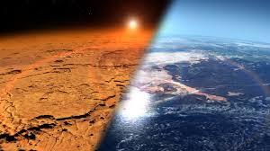 ¿Agua Salada en el Planeta Marte?