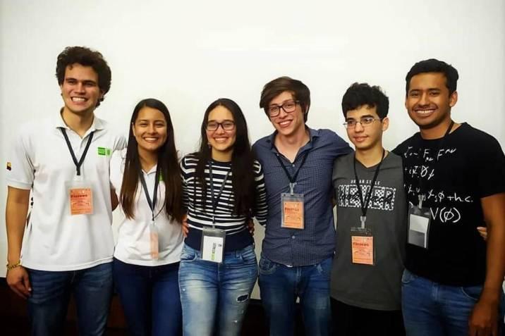 Estudiantes UIS representarán a Colombia en Torneo Internacional de Física