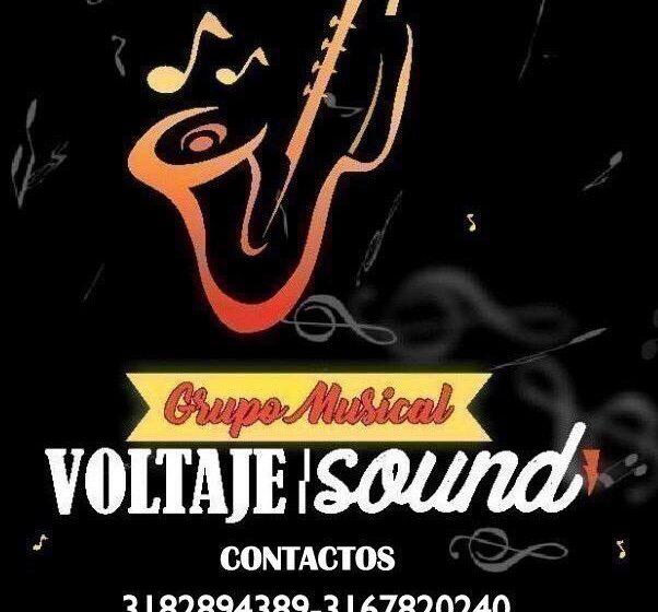 Grupo Musical Voltaje Sound