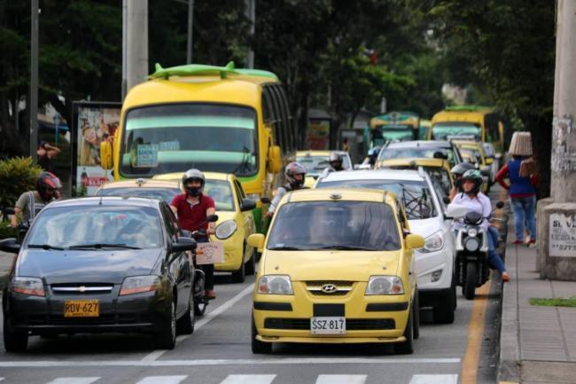 Bucaramanga ROTA EL PICO Y PLACA