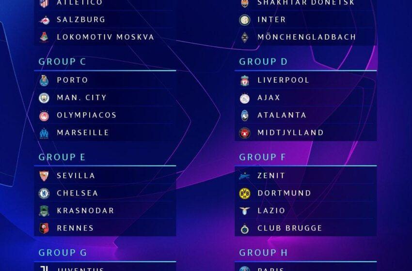 League Champions 2020 – 2021