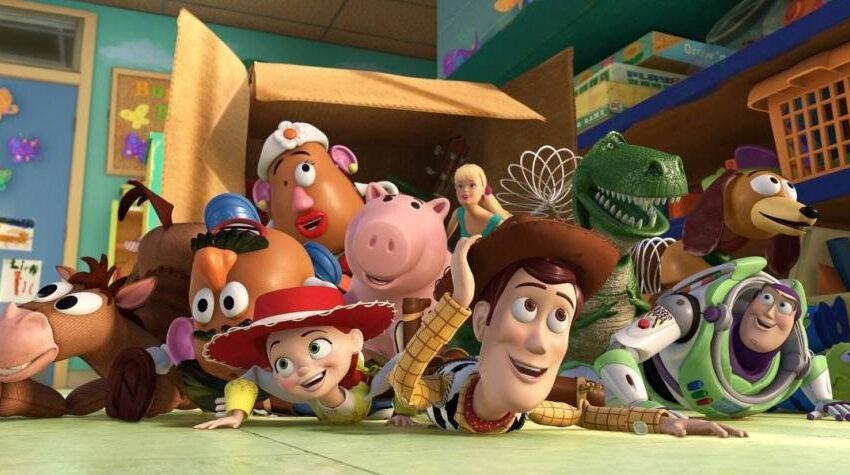 Toy Story cumple 25 años
