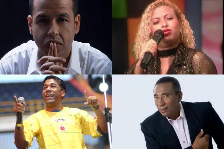 Seis estrellas del vallenato que murieron en trágicos accidentes