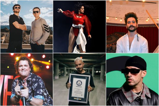 Latin Grammy 2020: J Balvin, Camilo y Carlos Vives fueron los favoritos de la noche