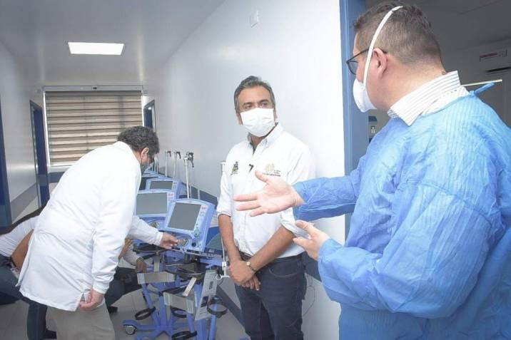 Garantizan suministro de oxígeno para las UCI de Barrancabermeja